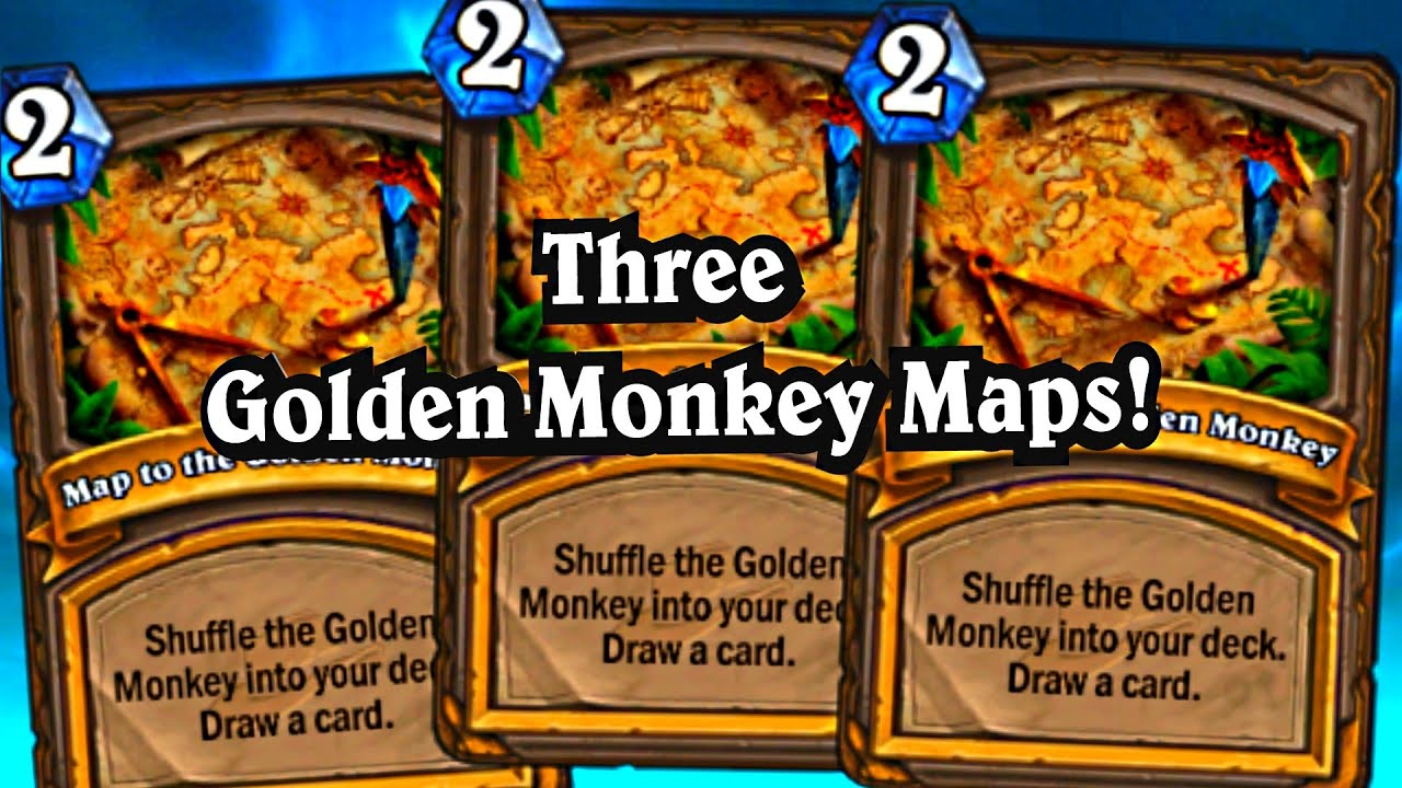 three golden monkey maps hearthstone the league of explorers video rh youtube com Golden Monkey Hearthstone Golden Monkey Hearthstone