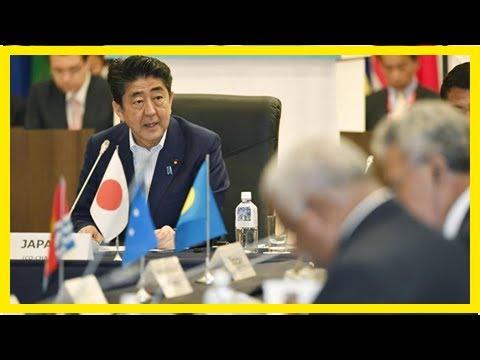 Pacific island leaders pledge action toward North Korea denuclearization