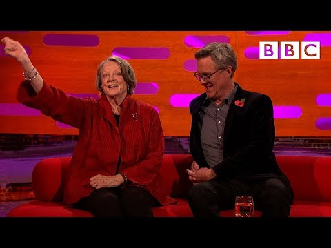 Dame Maggie Smith talks about being recognised in public  The Graham Norton : Episode 6