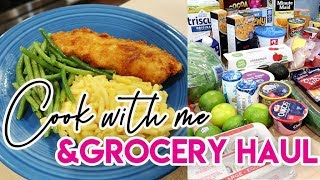 🛒 $80 GROCERY HAUL 🍽 COOK WITH ME ✔ MAKING SCHOOL LUNCHES 🍎 KEY LIME PIE + CHICKEN SALAD