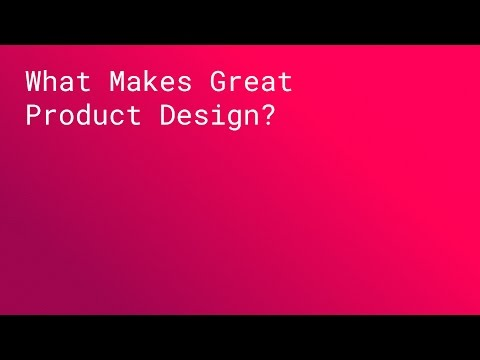 PANEL: What Makes Great Product Design? (SPAN NYC 2015)