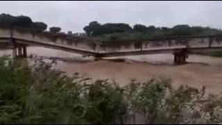 Repeat youtube video ดูชัดๆ!!! วินาทีที่สะพานข้ามแม่น้ำวังขาด