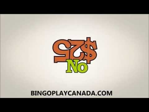 Free Bingo Canada (Free Bonus & Slots, No Deposit)
