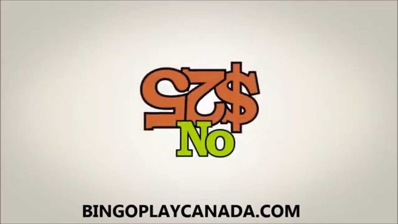 Free Bingo Canada Free Bonus Slots No Deposit Youtube