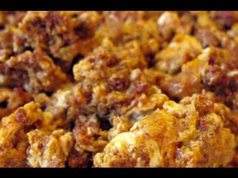 Chorizo And Eggs How to make breakfast pork chorizo and eggs recipe 99 ...