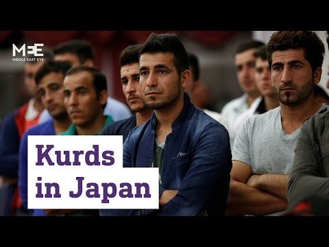 Kurds face challenges seeking asylum in Japan