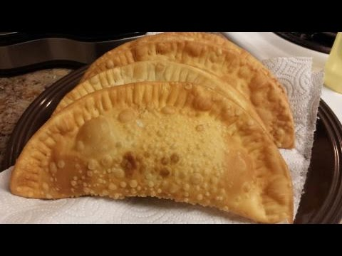 How To Make Easy Beef Empanadas Youtube