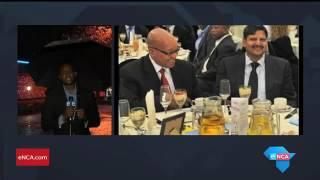 Gupta family in the spotlight