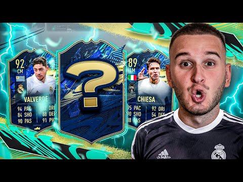 FIFA 21: RANDOM TOTS SQUAD BUILDER BATTLE 🔥🔥