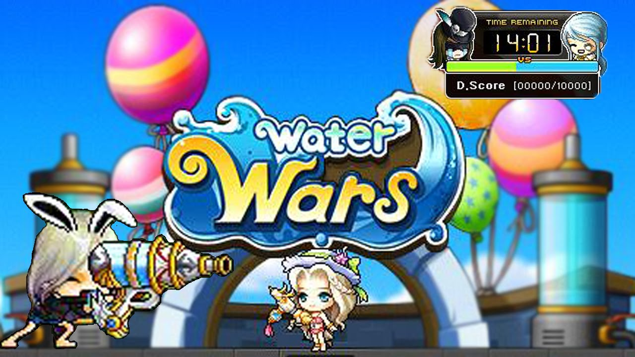 Image result for maplesea water wars
