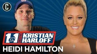 Radio Host Heidi Hamilton Interview - 1 on 1 with Kristian Harloff