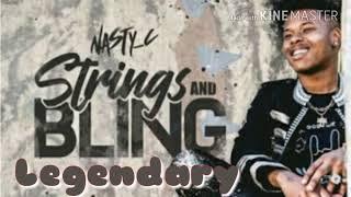 Nasty c - legendary (lyrics)