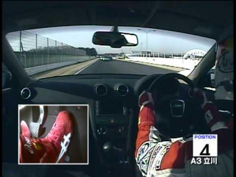 BMW130i vs Audi A3 vs GOLF R32 vs Alfa147GTA vs Integra Type-R