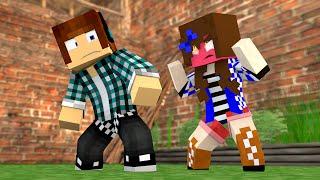 Minecraft: VINGANÇA DA EX-NAMORADA  !! (Saga Da Namorada #04)