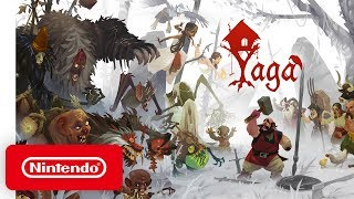 Yaga - Launch Trailer - Nintendo Switch