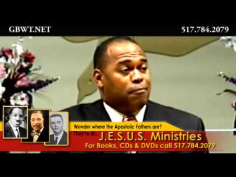 Bishop Ira Combs Jr. D.D. The Wisdom in Silence 070308