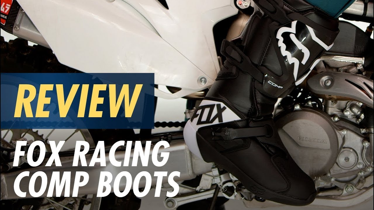 Fox Racing Comp Boots Review at