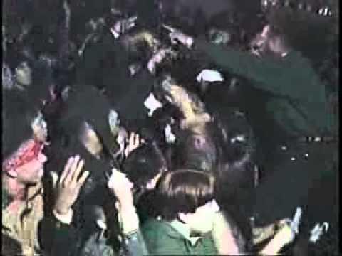 Wu-Tang Clan - ODB Intro & Proteck Ya Neck Live Rare 93
