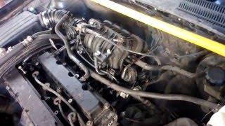 Chevrolet Lacetti  рокот двигателя или шум в верхней части двигателя