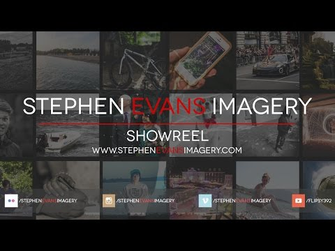 Stephen Evans Imagery Showreel