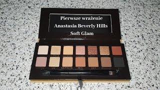 Pierwsze wrażenie - Anastasia Beverly Hills - Soft Glam