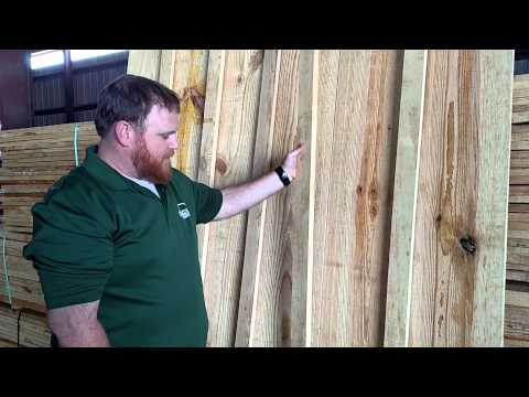 Go Rustic With Rough Cut Board And Batten Youtube