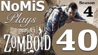 Project Zomboid | Build 32 | Season 4 Ep. 40 - Rabbit Hutch + Hydrocraft V3.1 Update