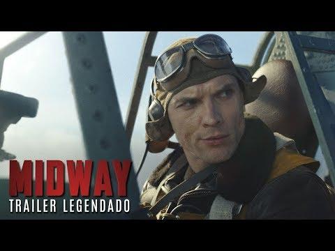 Midway: Batalha em Alto Mar • Teaser Trailer Legendado