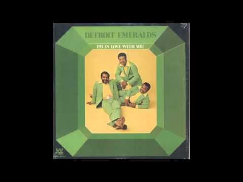 Detroit Emeralds - You're Getting A Little Too Smart (Album Version With Drum Intro)