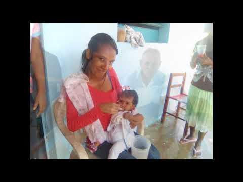 "Donation of food  the Educational Unit ""La Flor de Venezuela"" November 2017 Pastor STEPHEN RYDER."