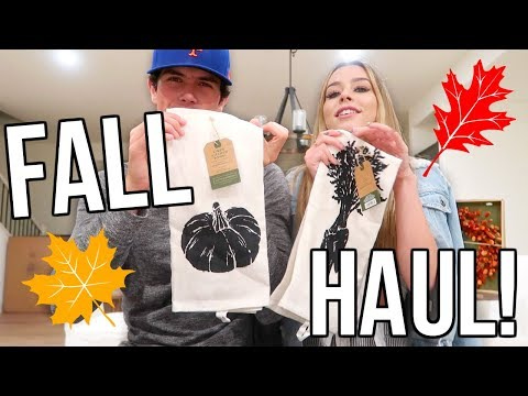Download Youtube: FALL TARGET HAUL! HOME DECOR!