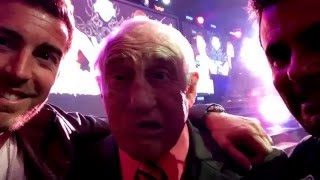 Gene LeBell says Nick & Nate Diaz are the 2nd best fighters in the world, best being Ronda Rousey