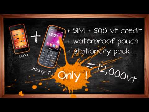 Telecom Vanuatu Limited - Pack for school
