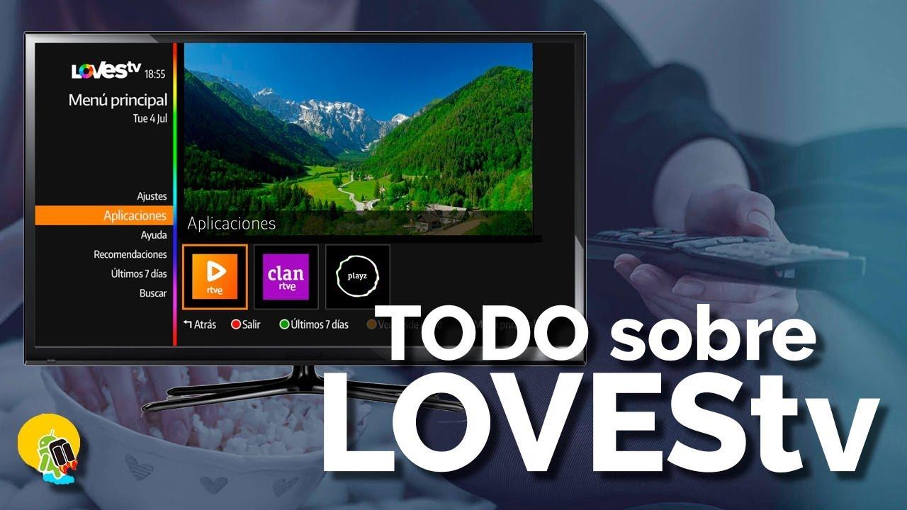 LovesTV: así es la alternativa a Netflix de Atresmedia