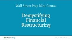 Financial Restructuring Mini Course - 07 of 11 - Chapter 11 Process