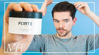 Alex Costa's Forte Series Texture Clay | First Impressions