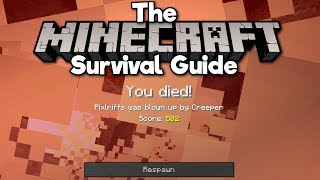 What To Do When You Die! ▫ The Minecraft Survival Guide (Tutorial Lets Play) [Part 103]