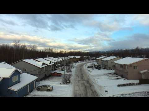 Anchorage,AK Suburb's Bebop Drone