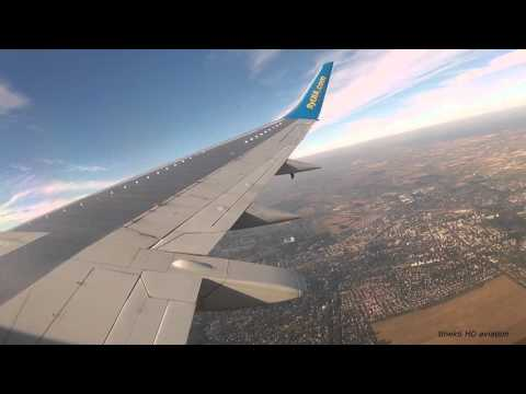 Ukraine International flight PS802 (WAW-KBP) B735
