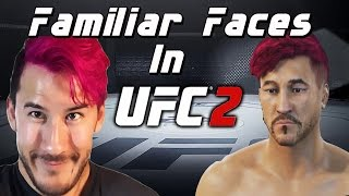 Familiar Faces in UFC 2 #1 | Markiplier, Jon Snow and more!