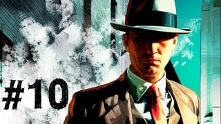 LA Noire Gameplay Walkthrough Part 10 - Pink Slip Shootout