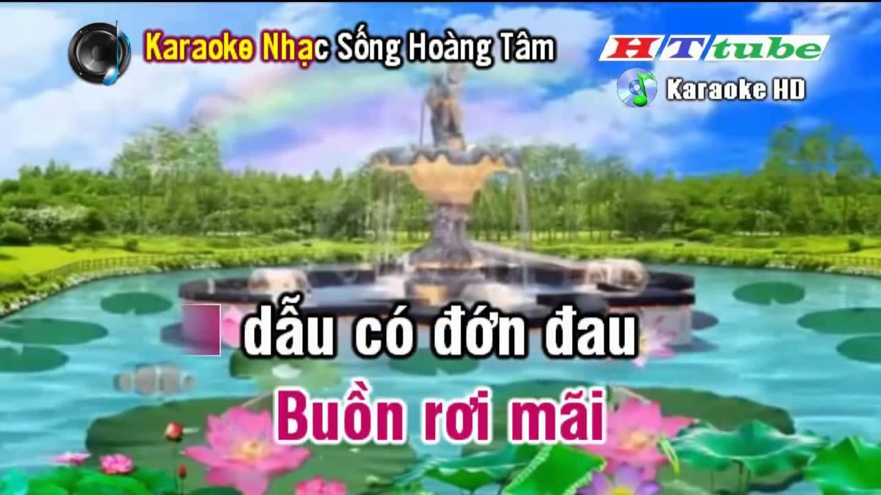 Karaoke Nhạc Trẻ Trữ Tình - YouTube
