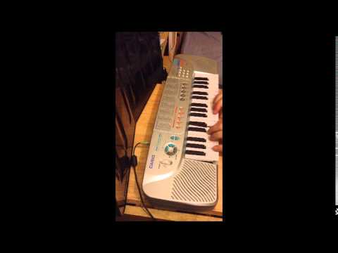 Casio SA 45 Synth - ALL 100 Sounds in 30 Minutes !