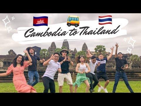 vlog-#38:-cambodia-to-thailand-(bus)-|-weeko