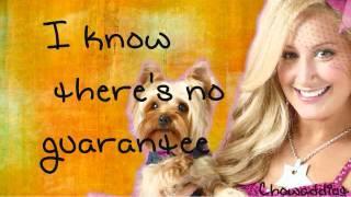 Ashley Tisdale - the rest of my life lyrics on screen