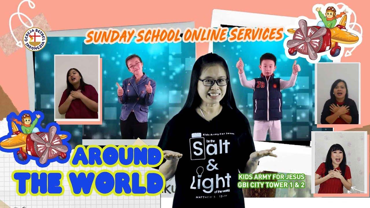 Ibadah Anak 27 September 2020 (GBI City Tower - Kids Army for Jesus)