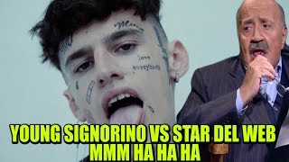YOUNG SIGNORINO VS STAR DEL WEB - MMH HA HA HA (HIGHLANDER DJ EDIT)