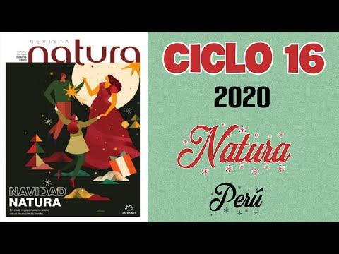 Catálogo Ciclo 16 - Natura Perú 🇵🇪 Especial Navidad 🎄 2020