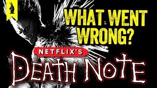 Netflix's Death Note: What Went Wrong? – Wisecrack Quick Take