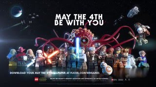 LEGO Star Wars: The Force Awakens - New Adventures Trailer | Available June 28
